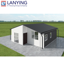 2017 hot product prefab homes manufactured for sale in China