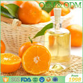 Private label low price aromatherapy body massage orange essential oil