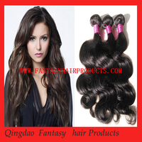 Aliexpress wholesale high quality Malaysian hair body wave 8A grade ombre color hair