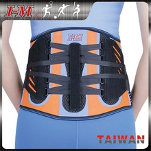 Trio-Motion Lumbar Back Support