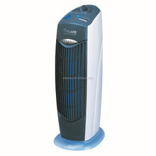 IONCARE Ionic Air Purifier w/ESP Filter, UVC Lamp, Tio2 PCO Filter & Soothing Night Light-GH2156