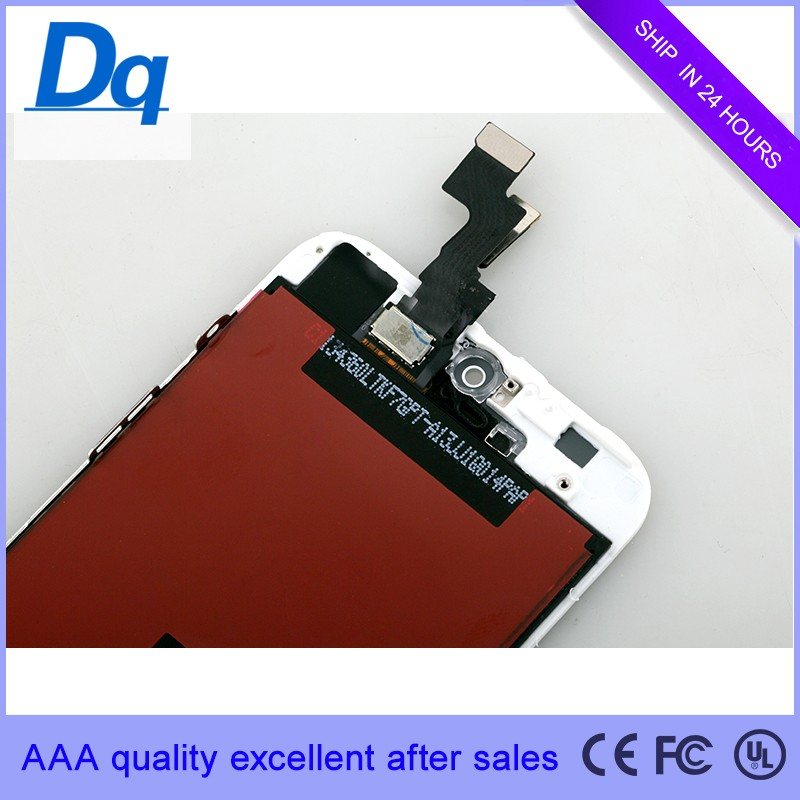 Newest supply for iphone 6 lcd screen digitizer without any logo in connection cheap for iphone 6 lcd with digitizer