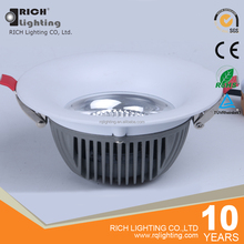 Indoor lighting 20W 5.5inch led downlight cob ceiling light 145mm cut out
