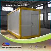 Modular Prefabricated Prefab Cabin Container House with SGS certification