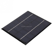5V/6V/9V/12V/18V Mini Small Epoxy Solar Panel for LED Light, Toys and Mobile Chargers