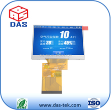 Transflective LCD display 3.5 inch tft lcd with SPI interface, RGB interface, CPU 240x320