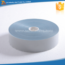 Reflective Safety Clothing Silver PU Heat Transfer Vinyl Film Tape Fabric For Plotter Cutting