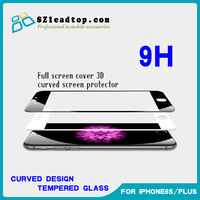 tempered glass protector lcd film for iphone 6s 2.5D sample is available