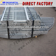 Galvanized Metal Grate Decking Design
