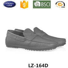 New product 2016 hot sell men casual single loafer shoe, adult boat shoes, flat moccasin footwear
