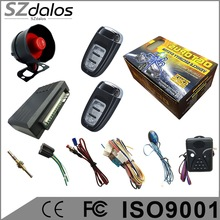 remote engine start manual one way L3000 car anti theft system magic car alarm system for Africa market