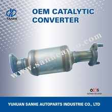 Automobile Exhaust Pipe,OEM Standard Catalytic Converter Price China Supply