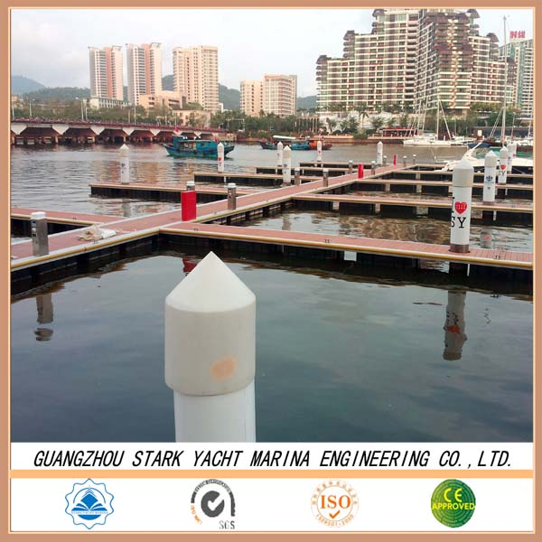 Poly Floating Dock