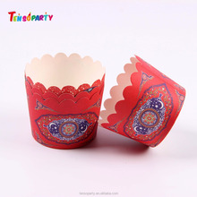 Paper Baking Cup Christmas Muffin Souffle Portion Cup Liner Cupcake Paper