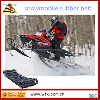 Direct factory manufacture snow rubber track vehicle