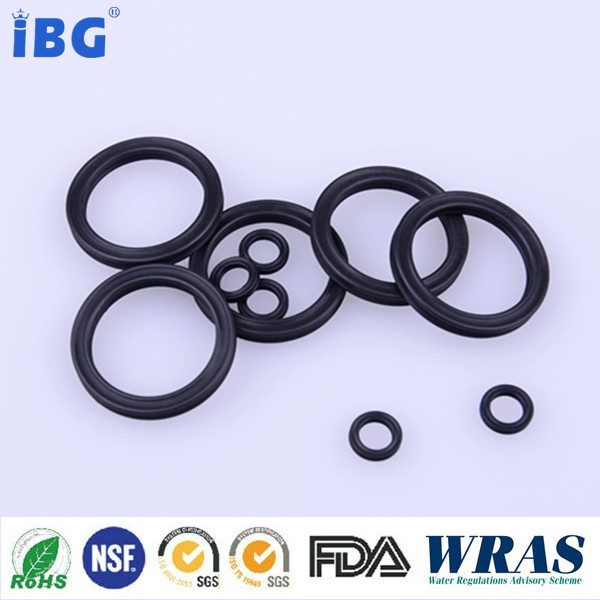 Good raw material rubber waterproof gasket, rubber gasket round for switch and sucket spear parts