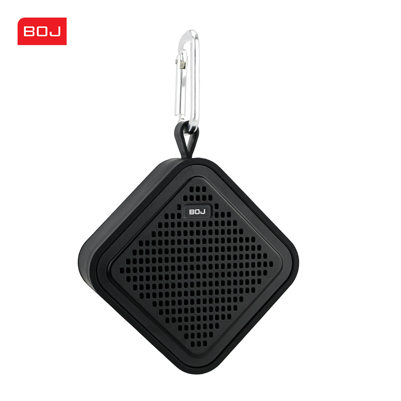 Factory Price bluetooth small Speaker Waterproof Dustproof Outdoor Subwoofer mini Speaker with TIF Card and USB Mic