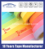 Color painters masking tape,painters masking tape for general purpose,rubber adhesive paper masking tape