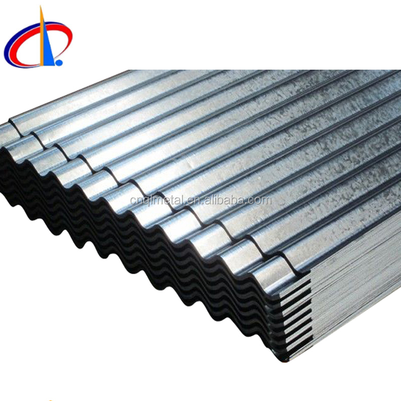 china zinc corrugated galvanized metal roofing sheet