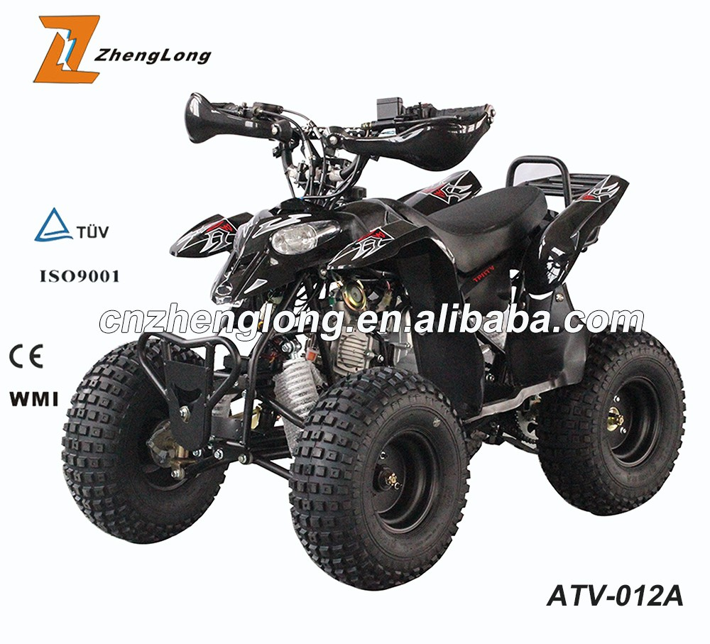 2017 cheap price mini 4 wheeler bull cool ports atv 110cc