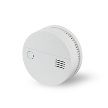 independent low power consumption carbon monoxide smoke detector with alarm output