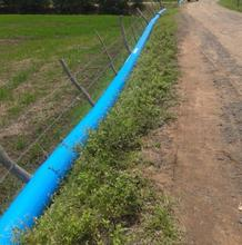 pvc lay flat dewatering hose/dewater agriculture hose /lay flat irrigation hose