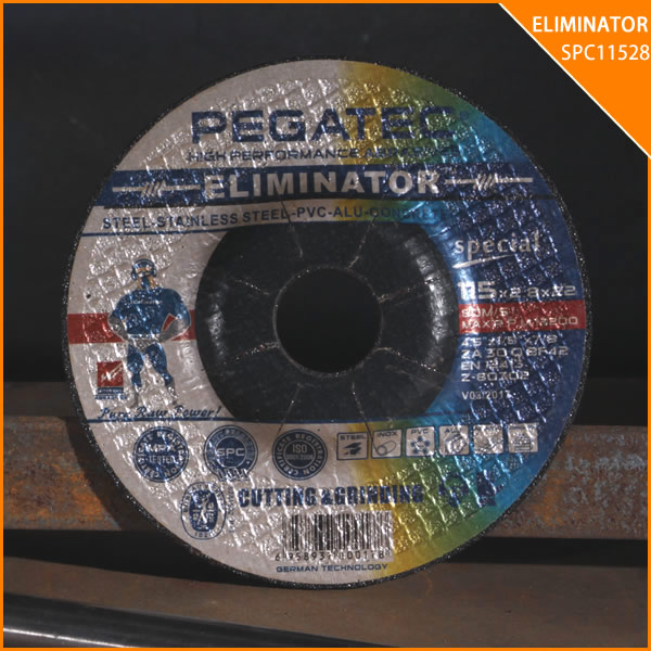 Eliminator 4.5'' granite cutting wheel cutting disc