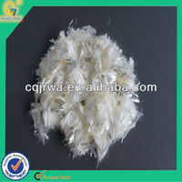 6mm Most Popular Crack Resistant High Modulus PVA Fiber for Cement