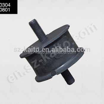Rubber shock absorber buffer mount for Bomag BW100 BETELLI HAMM HD road roller pile driver 06118714 ,324353