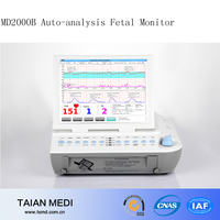 1.0MHz Digital Pulse Baby Ultrasound Monitor