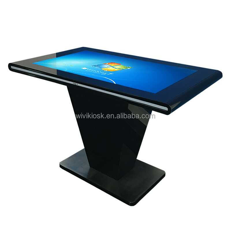 "65"" LCD Multi Touch screen android system coffee table with wifi"