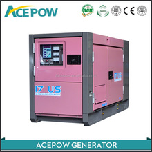 Super Silent Denyo Diesel Electric Generators 24KW/ 30KVA Three Phase 50HZ