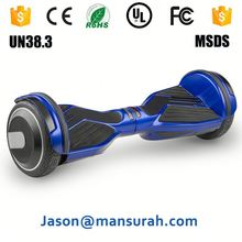 Bluetooth Speakers Electric Scooter with LED Lights Unicycle Smart Balance Scooters 6.5 Inch Self Balancing Hoverboard