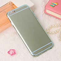 Newest Arrival Tpu Material Printing Cell Phone Covers For Girls For Apple Iphone 6