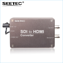SEETEC new release mini 3g sdi to hdmi converters for photography