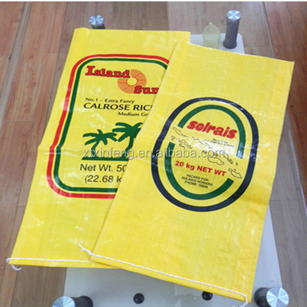 Factory price polypropylene woven bag for sand,cement,rice,sugar, hot sale woven sack