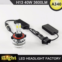 NAO factory Canbus and most high grade 40w 3600lm xenon hid kit