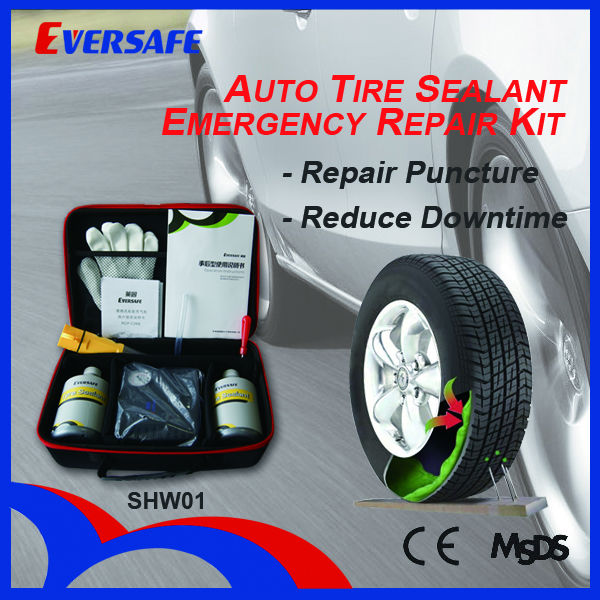Hanzghou Eversafe Tyre Puncture Safety Kit On Road for Car and Comercial Vehicle (SHW01)