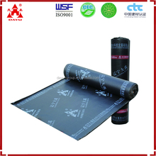 SBS Self Adhesive Modified Bitumen Roofing Felt