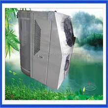 Projects use metal coating housing material swimming pool heat pump