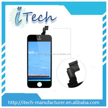 Well tested 100% for iphone 5s refurbished,china mobile for iphone 5s lcd display