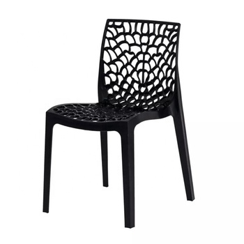 GUYOU GY-4033-2 Outdoor PP Seat Plastic Dining Chair