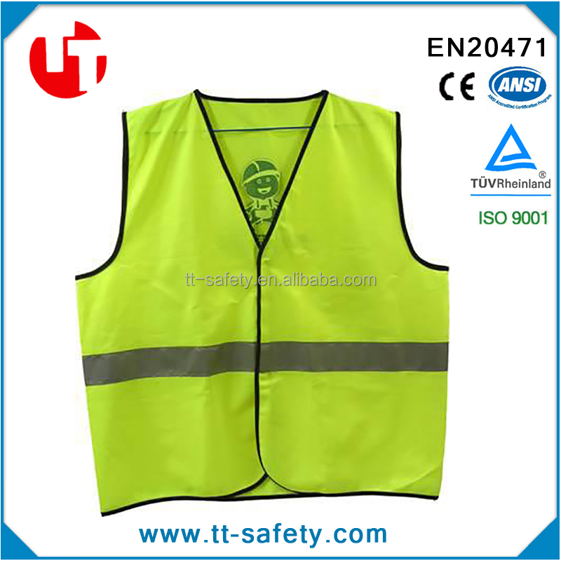 EN471 high visibility mining safety wear
