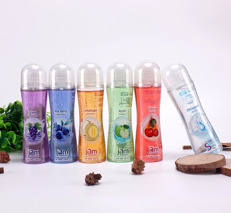 Fruits Flavors Sex Play Lubricant for Enhance Pleasure
