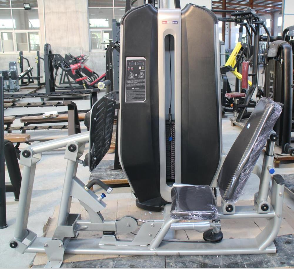 LAND Commercial Gym Equipment Leg Press LDLS-008 Exercise Machine Muscle Strength