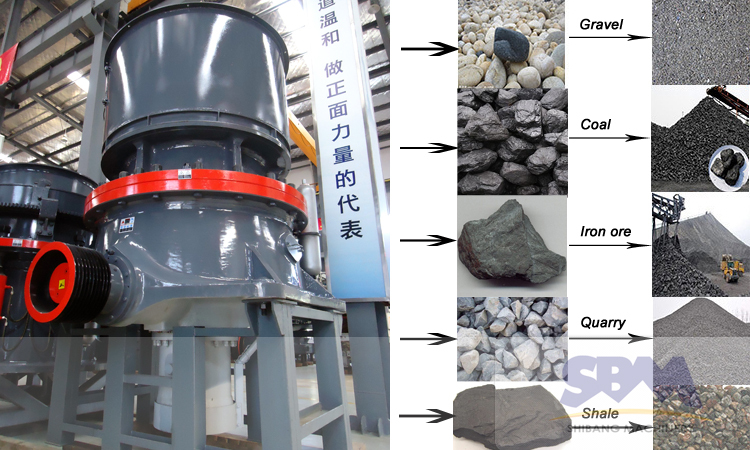 new industrial machinery 2017 rock stone crusher