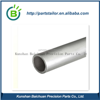 high quality aluminum around tube BCR 0265