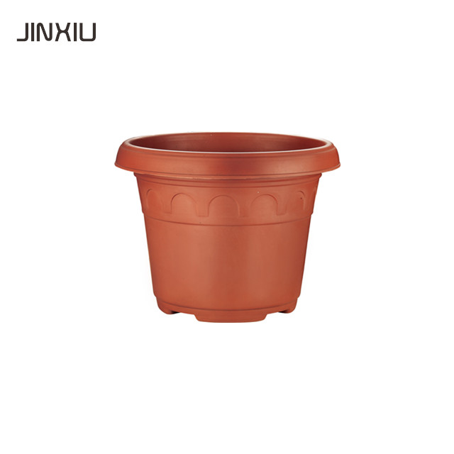Fashion Exotic Relief Flower Pot
