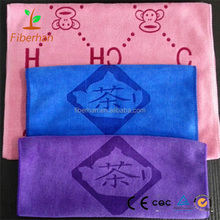 microfiber polyester polyamide fabric cloth Cleaning microfiber cloth