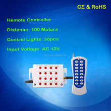 Manufacturer Universal Wireless Remote Control Appliance Home Led Light Controller AC12V